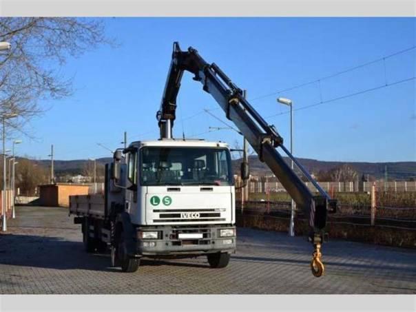 EUROCARGO ML 150 E Tector s HR, foto 1 Užitkové a nákladní vozy, Nad 7,5 t | spěcháto.cz - bazar, inzerce zdarma
