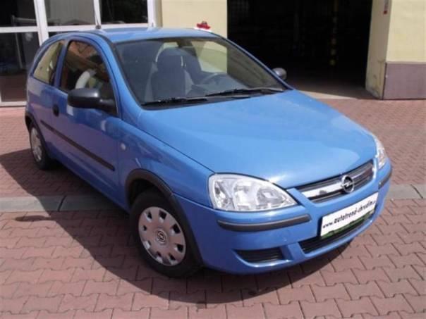 Opel Corsa C 1.0i-12v COOL, foto 1 Auto – moto , Automobily | spěcháto.cz - bazar, inzerce zdarma