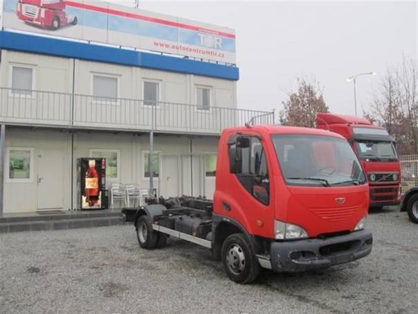 D 90 hákový nosič kontejnérů, foto 1 Užitkové a nákladní vozy, Nad 7,5 t | spěcháto.cz - bazar, inzerce zdarma