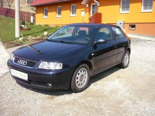 Audi A3 1.9 TDi 96kW - nové rozvody, foto 1 Auto – moto , Automobily | spěcháto.cz - bazar, inzerce zdarma