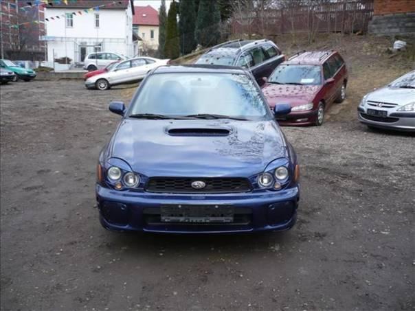 Subaru Impreza 2,0 WRX, foto 1 Auto – moto , Automobily | spěcháto.cz - bazar, inzerce zdarma