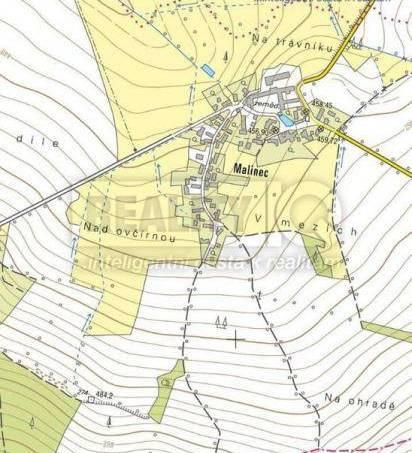 Prodej pozemku, Kbel - Malinec, foto 1 Reality, Pozemky | spěcháto.cz - bazar, inzerce