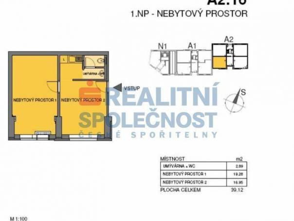 Prodej kanceláře, Praha - Vršovice, foto 1 Reality, Kanceláře | spěcháto.cz - bazar, inzerce