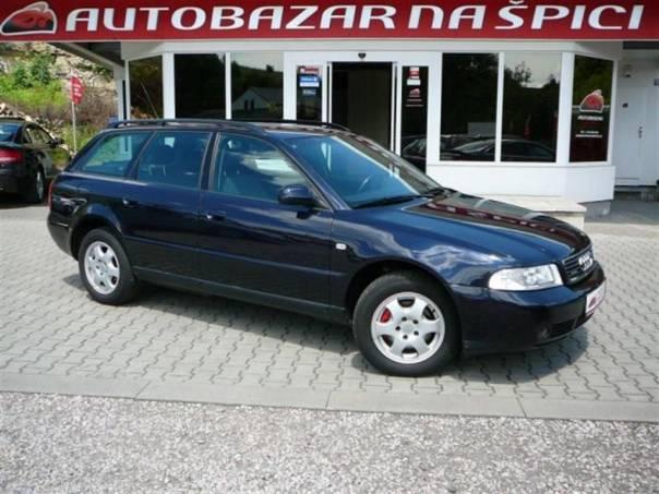 Audi A4 1.8T 110kW--4X4--PERFEKTNI STA, foto 1 Auto – moto , Automobily | spěcháto.cz - bazar, inzerce zdarma