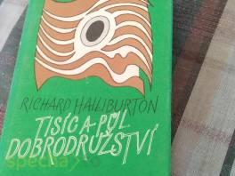 Tisíc a půl dobrodružství , Hobby, volný čas, Knihy  | spěcháto.cz - bazar, inzerce zdarma