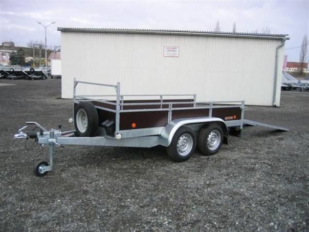 ZVB2,0T-2, foto 1 Užitkové a nákladní vozy, Přívěsy a návěsy | spěcháto.cz - bazar, inzerce zdarma