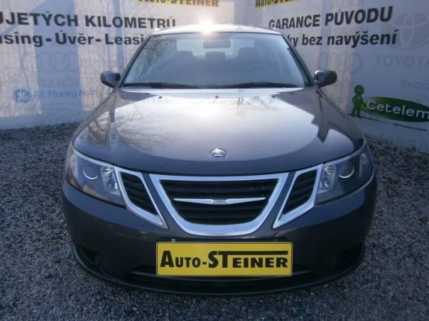 Saab 9.3 1.9TiD 110kW, Kůže, Serviska , foto 1 Auto – moto , Automobily | spěcháto.cz - bazar, inzerce zdarma