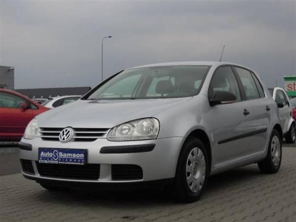 Volkswagen Golf 1,9 TDi *6 RYCHLOSTÍ*KLIMA*ESP, foto 1 Auto – moto , Automobily | spěcháto.cz - bazar, inzerce zdarma