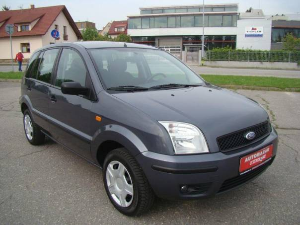 Ford Fusion 1.4i 59 kW, servisní knížka, klima, foto 1 Auto – moto , Automobily | spěcháto.cz - bazar, inzerce zdarma