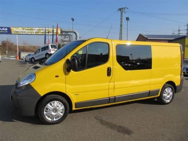 Opel Vivaro 2.0DCI L2H1 LONG Č 1.maj, foto 1 Užitkové a nákladní vozy, Do 7,5 t | spěcháto.cz - bazar, inzerce zdarma