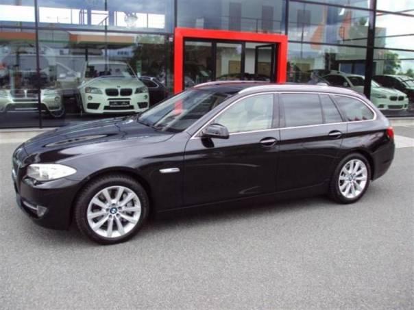 BMW Řada 5 525d xDrive Touring JAKO NOVÉ, foto 1 Auto – moto , Automobily   spěcháto.cz - bazar, inzerce zdarma