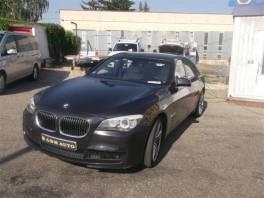 BMW Řada 7 750i xDRIVE, M-PAKET, ČR