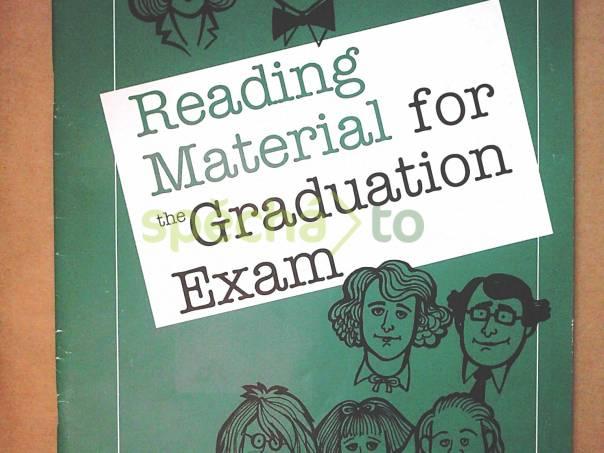 Reading Material for the Graduation Exam, foto 1 Hobby, volný čas, Knihy | spěcháto.cz - bazar, inzerce zdarma