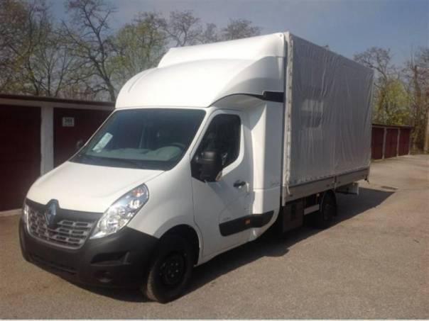 Renault Master Valník 8 palet s prodlouženou kabinou na spaní, foto 1 Užitkové a nákladní vozy, Do 7,5 t | spěcháto.cz - bazar, inzerce zdarma