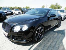 Bentley Continental GT V8 4.0 MULLINER koupeno v ČR