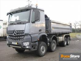 Mercedes-Benz  Arocs 4148 AK 3-Seiten Kipper , Užitkové a nákladní vozy, Nad 7,5 t  | spěcháto.cz - bazar, inzerce zdarma