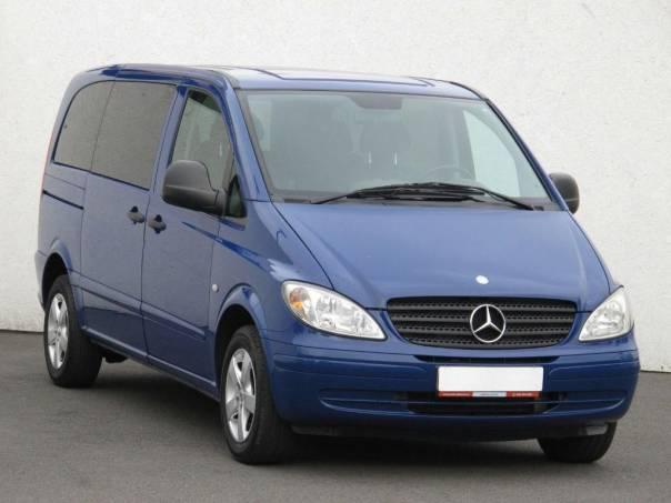 Mercedes-Benz Vito 109 CDI 2.2, foto 1 Užitkové a nákladní vozy, Do 7,5 t | spěcháto.cz - bazar, inzerce zdarma