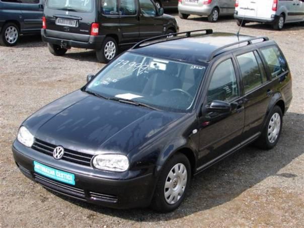 Volkswagen Golf 1.4 16V Comfortline KLIMA, foto 1 Auto – moto , Automobily | spěcháto.cz - bazar, inzerce zdarma