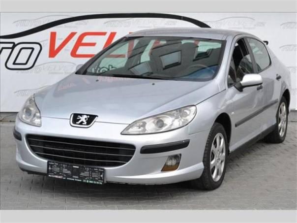 Peugeot 407 1,6 HDi*digiklima*6x airbag*ES, foto 1 Auto – moto , Automobily | spěcháto.cz - bazar, inzerce zdarma