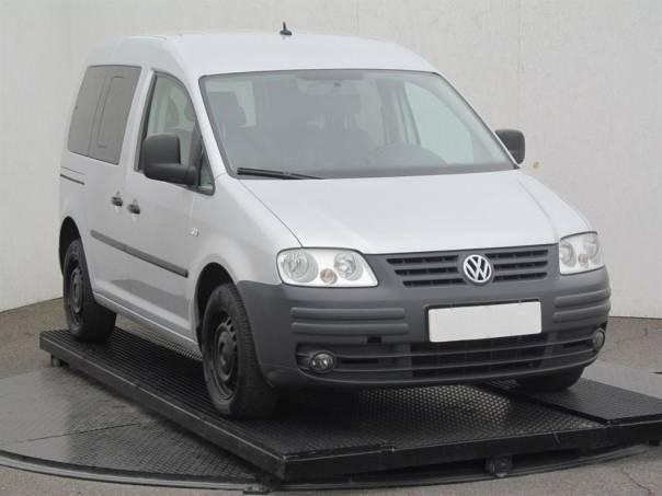 Volkswagen Caddy  1.9 TDi, klimatizace, foto 1 Užitkové a nákladní vozy, Do 7,5 t | spěcháto.cz - bazar, inzerce zdarma