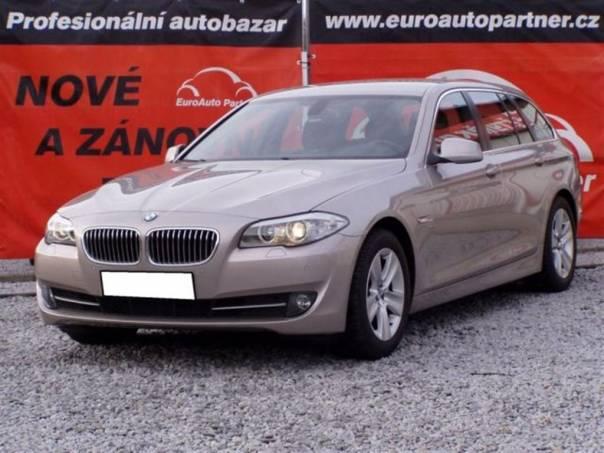 BMW Řada 5 530 xDrive 190kW,NAVI,xenony, foto 1 Auto – moto , Automobily | spěcháto.cz - bazar, inzerce zdarma