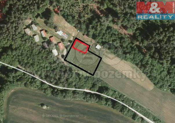 Prodej pozemku, Bečice, foto 1 Reality, Pozemky | spěcháto.cz - bazar, inzerce