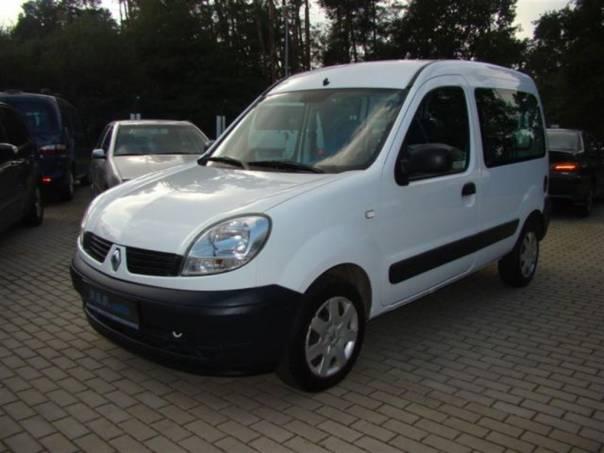 Renault Kangoo 1,2 55kW 5mist DPH servisni kn, foto 1 Užitkové a nákladní vozy, Do 7,5 t | spěcháto.cz - bazar, inzerce zdarma
