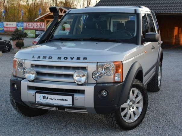 Land Rover Discovery 2.7 TDV6 HSE 4x4 ZÁRUKA 1 ROK, foto 1 Auto – moto , Automobily | spěcháto.cz - bazar, inzerce zdarma
