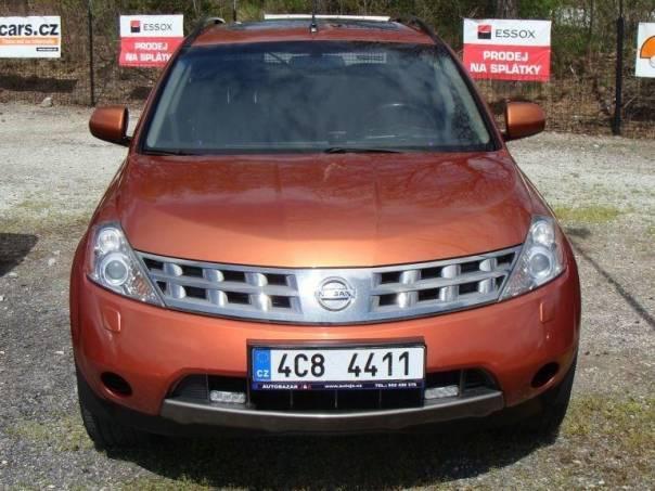 Nissan Murano 3.5i, foto 1 Auto – moto , Automobily | spěcháto.cz - bazar, inzerce zdarma