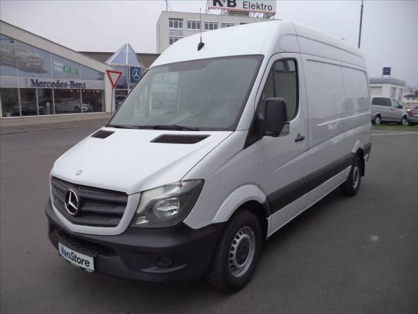 Mercedes-Benz Sprinter 2,2   313 CDI/S 3.5T KLIMA, foto 1 Užitkové a nákladní vozy, Do 7,5 t | spěcháto.cz - bazar, inzerce zdarma