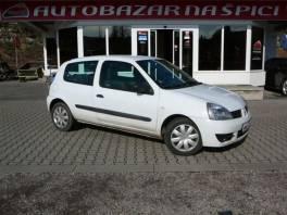 Renault Clio 1.2i 43kW--1M--NOVÉ V ČR--SERV