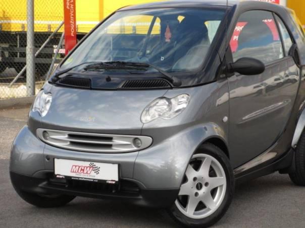 Smart Fortwo 0.8 cdi pulse,klima., foto 1 Auto – moto , Automobily | spěcháto.cz - bazar, inzerce zdarma
