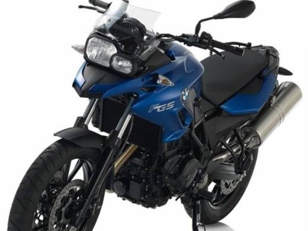 BMW  F 700 GS 2015, foto 1 Auto – moto , Motocykly a čtyřkolky | spěcháto.cz - bazar, inzerce zdarma