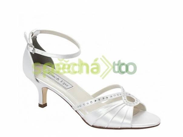 e2e6b219895 Svatební sandálky