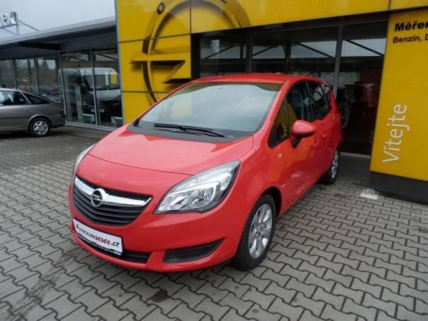 Opel Meriva ENJOY 1,4 16V, foto 1 Auto – moto , Automobily | spěcháto.cz - bazar, inzerce zdarma