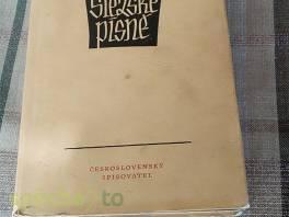 Slezské písně - poesie , Hobby, volný čas, Knihy  | spěcháto.cz - bazar, inzerce zdarma