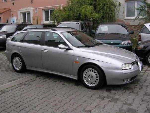 Alfa Romeo 156 1.9 JTD Progression, foto 1 Auto – moto , Automobily | spěcháto.cz - bazar, inzerce zdarma
