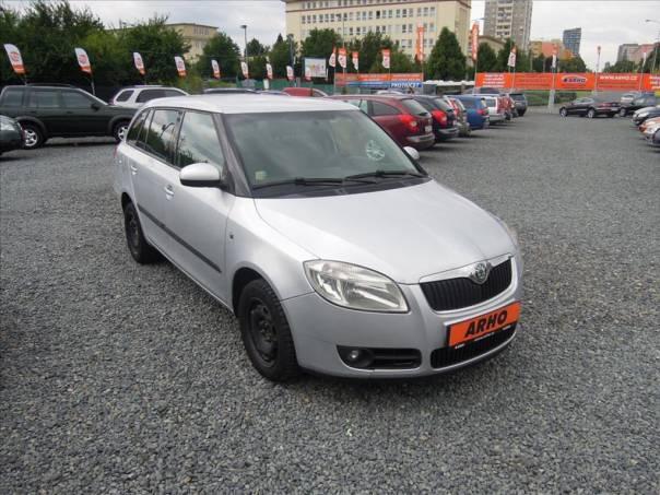 Škoda Fabia 1,2 HTP ČR 1 MAJ. SERV.KN. AC, foto 1 Auto – moto , Automobily | spěcháto.cz - bazar, inzerce zdarma
