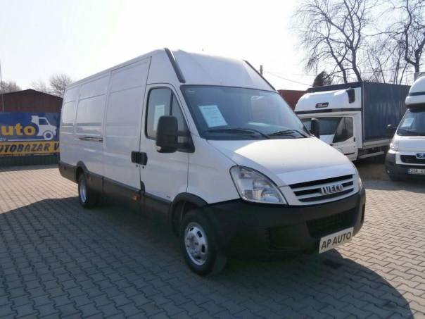 Iveco Daily 35C15 MAXI 3.0HPT, foto 1 Užitkové a nákladní vozy, Do 7,5 t | spěcháto.cz - bazar, inzerce zdarma