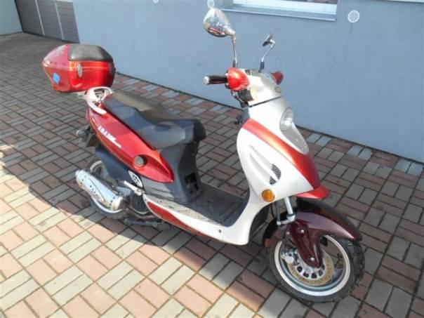 Adams 125přímo majiteli, foto 1 Auto – moto , Motocykly a čtyřkolky | spěcháto.cz - bazar, inzerce zdarma