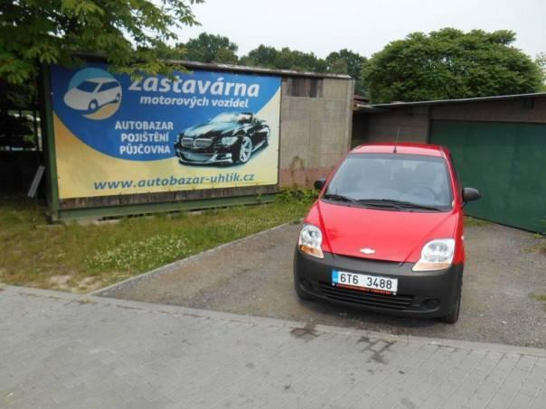 Chevrolet Spark 0.8, foto 1 Auto – moto , Automobily | spěcháto.cz - bazar, inzerce zdarma