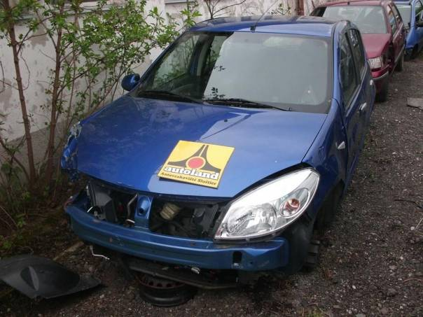 Dacia Sandero 1,4, foto 1 Náhradní díly a příslušenství, Ostatní | spěcháto.cz - bazar, inzerce zdarma