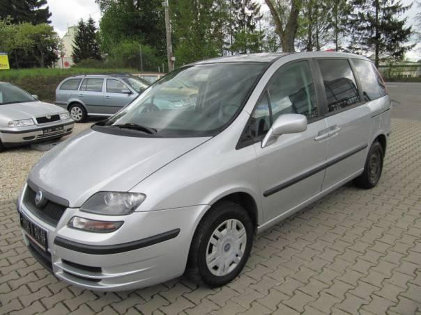 Fiat Ulysse 2,0 JTD 6-míst,klima,, foto 1 Auto – moto , Automobily   spěcháto.cz - bazar, inzerce zdarma