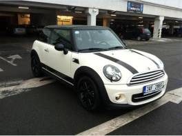 Mini Cooper Xenon, Pepper White, Color paket