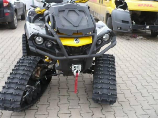 Outlander XMR 1000 + TATOU 4S, foto 1 Auto – moto , Motocykly a čtyřkolky | spěcháto.cz - bazar, inzerce zdarma