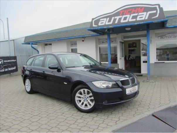 BMW Řada 3 318d,Digi Klima,Navi,serviska, foto 1 Auto – moto , Automobily | spěcháto.cz - bazar, inzerce zdarma
