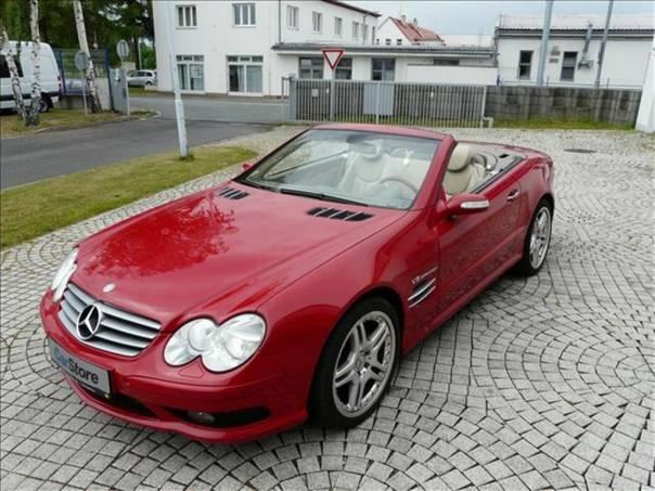 Mercedes-Benz Třída SL 5,0 SL 500, foto 1 Auto – moto , Automobily | spěcháto.cz - bazar, inzerce zdarma