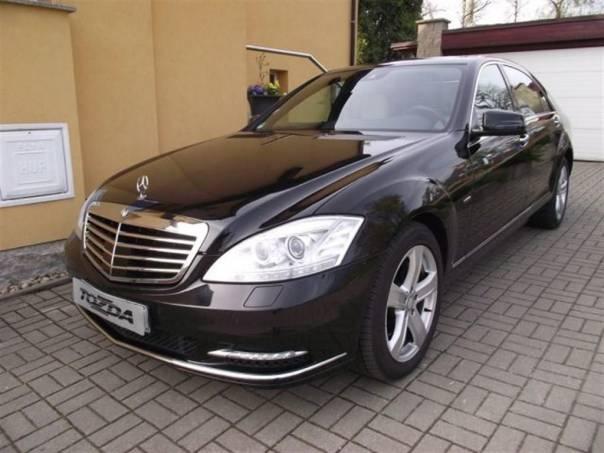 Mercedes-Benz Třída S S350 * L* 3,0 CDi Bluetec*, foto 1 Auto – moto , Automobily | spěcháto.cz - bazar, inzerce zdarma