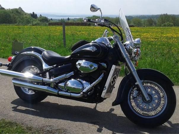 Suzuki VL 800 Volusia / Boulevard C50 + příslušenství, foto 1 Auto – moto , Motocykly a čtyřkolky | spěcháto.cz - bazar, inzerce zdarma