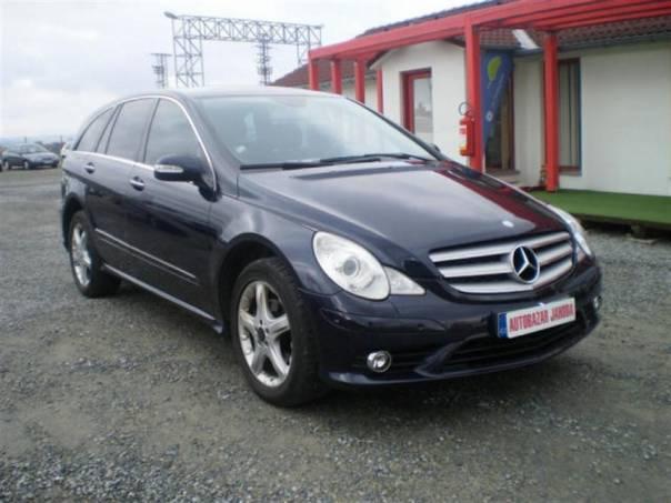 Mercedes-Benz Třída R CDi 4-MATIC serv.kniha,navi, foto 1 Auto – moto , Automobily | spěcháto.cz - bazar, inzerce zdarma
